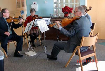 Utah Symphony String Quartet