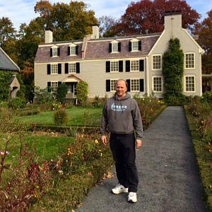 John Adams house