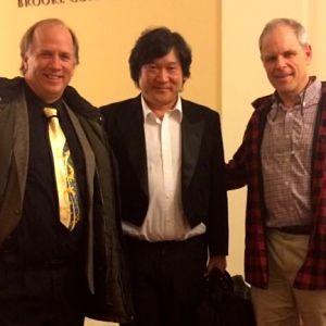 Bob, Keisuke Wakao & John Ferrillo