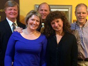 Lynn Larsen, Lisa, Bob, Theresa Larsen & John Ferrillo