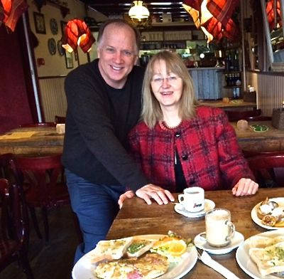 Breakfast with clarinetist Nancy Braithwaite Wierdsma