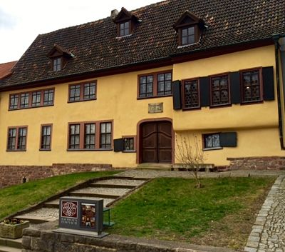 Bach's birth house