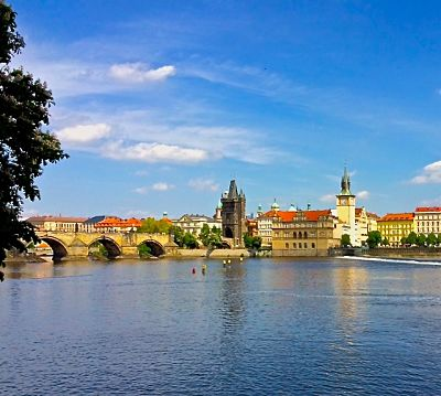 Charles Bridge and Stare Mesto (Old Town)