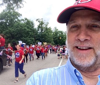 4th of July Parade, Sewanee, TN