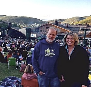 Kristin Chenoweth concert at Deer Valley